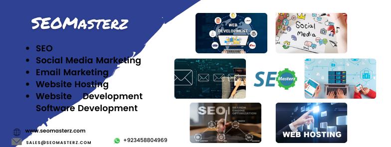 seo masterz services